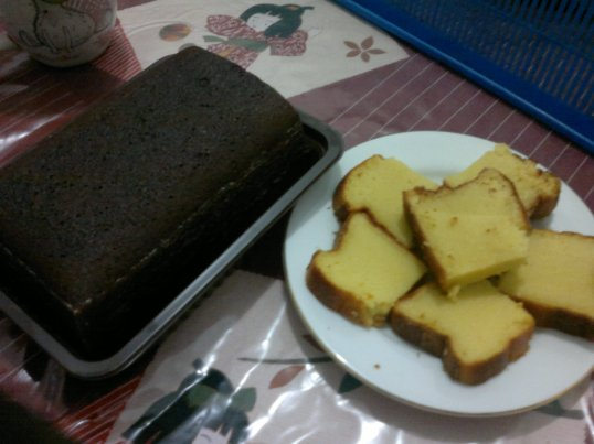 Prol Tape dan Brownies Bakar